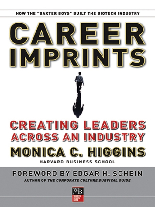 Career Imprints Creating Leaders Across An Industry
