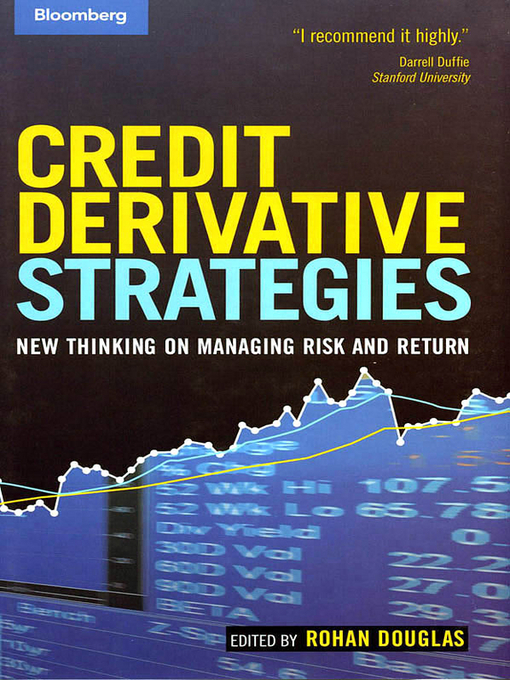 Credit Derivative Strategies (eBook): New Thinking on Managing Risk and Return