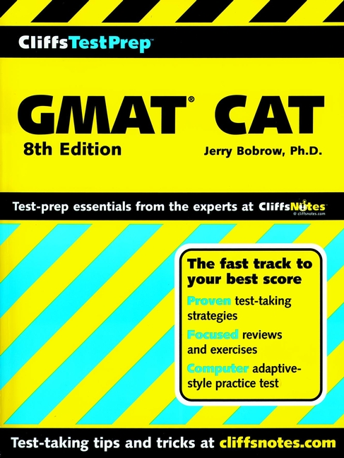 Cliff Test Pre GMAT Cat 8th Edition