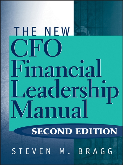 The New CFO Financial Leadership Manual (eBook)