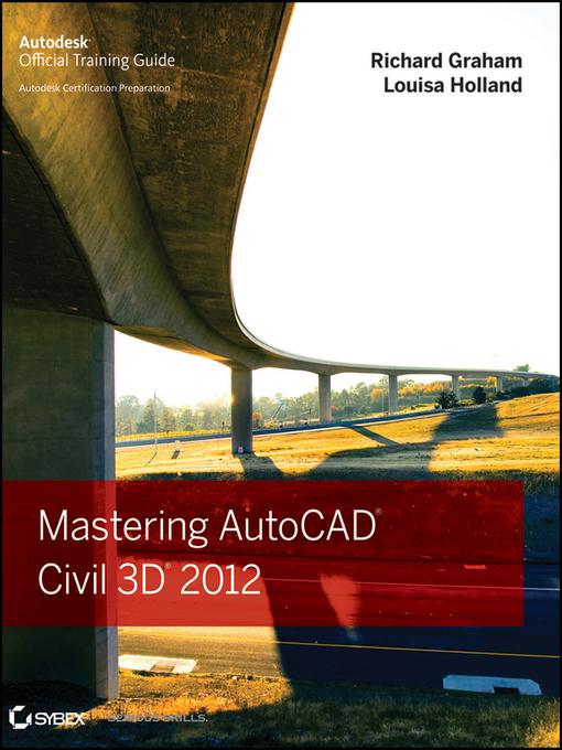 Mastering AutoCAD Civil 3D 2012 (eBook)