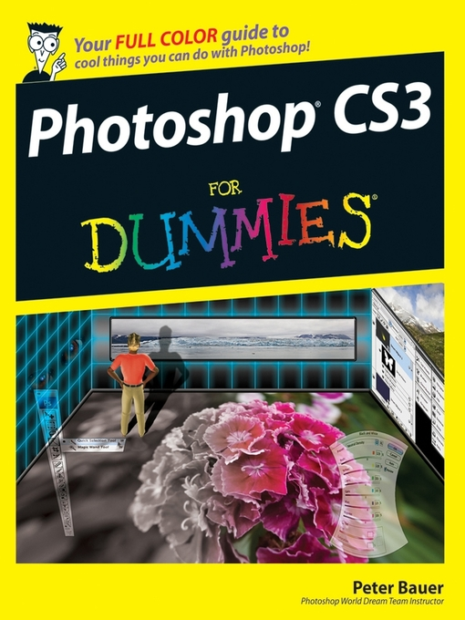 Book Cover: [share_ebook] Photoshop CS3 For Dummies