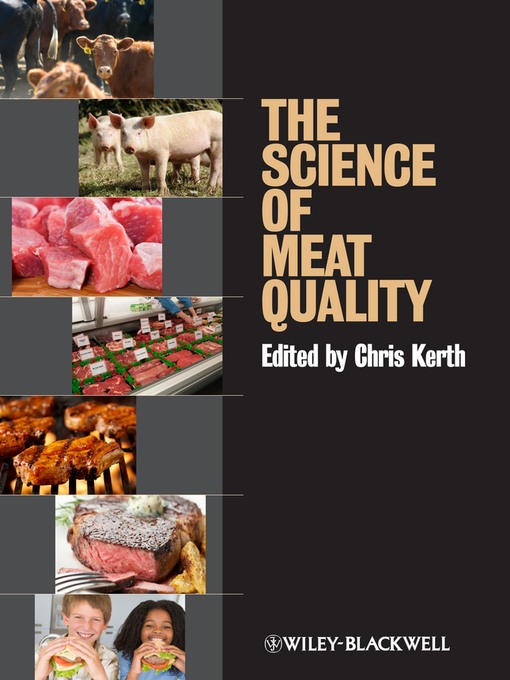 The Science of Meat Quality (eBook)