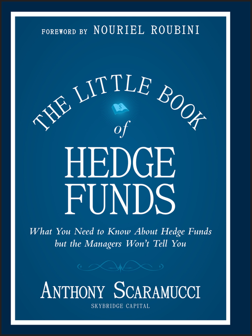 The Little Book of Hedge Funds - Little Books. Big Profits (eBook)