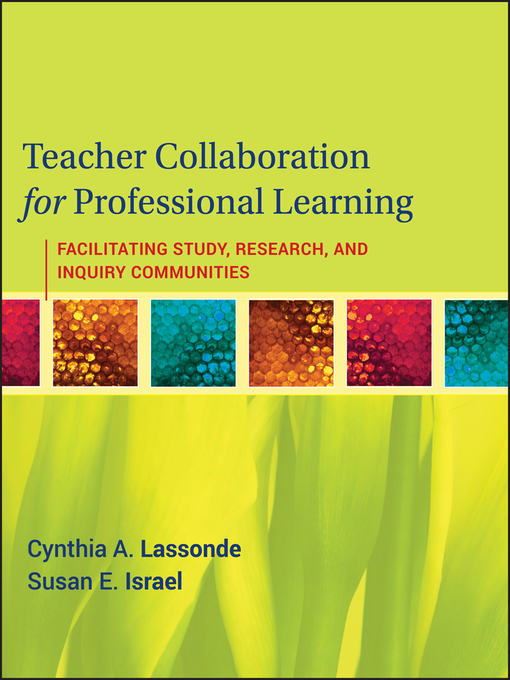 Collaborative Teaching For Esl : Teacher collaboration for professional learning