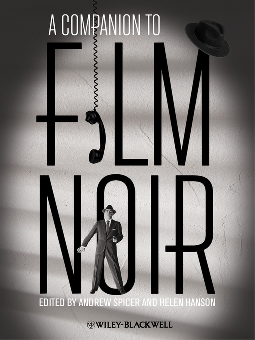 A Companion to Film Noir (eBook)