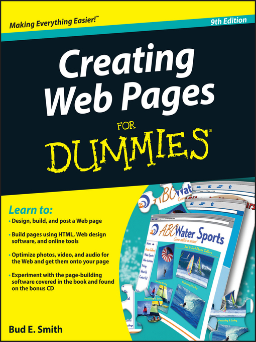 Creating Web Pages For Dummies® (eBook)