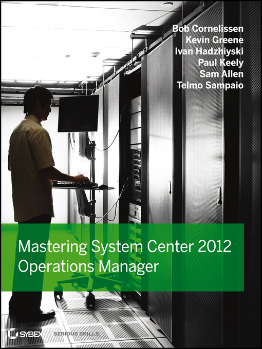 Mastering System Center 2012 Operations Manager (eBook)