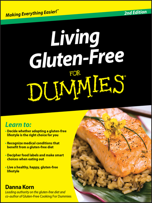 Living Gluten-Free For Dummies (eBook)
