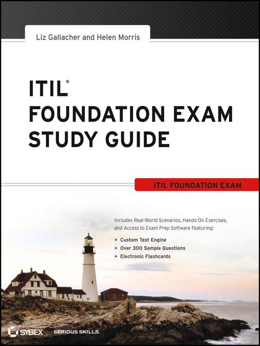 ITIL Foundation Exam Study Guide (eBook)