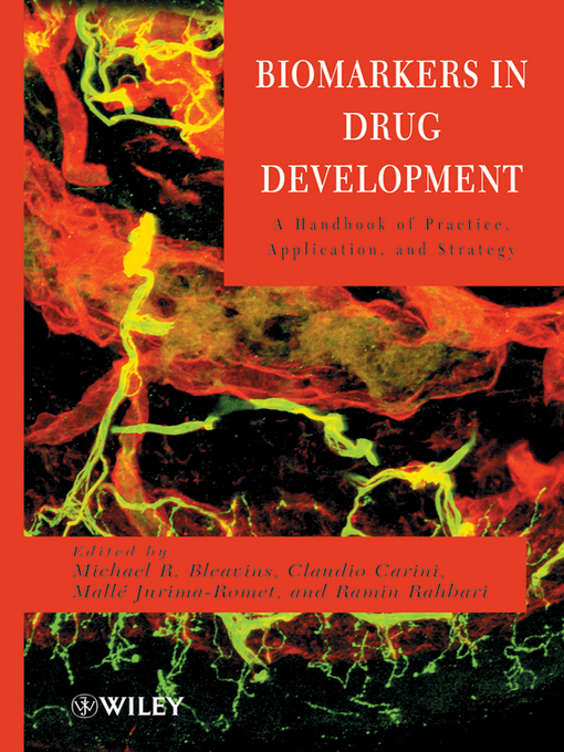 Biomarkers in Drug Development (eBook): A Handbook of Practice, Application, and Strategy