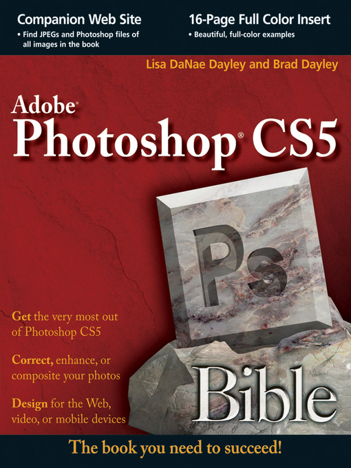Photoshop CS5 Bible (eBook)