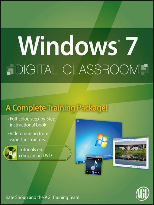 Windows 7 Digital Classroom (eBook)