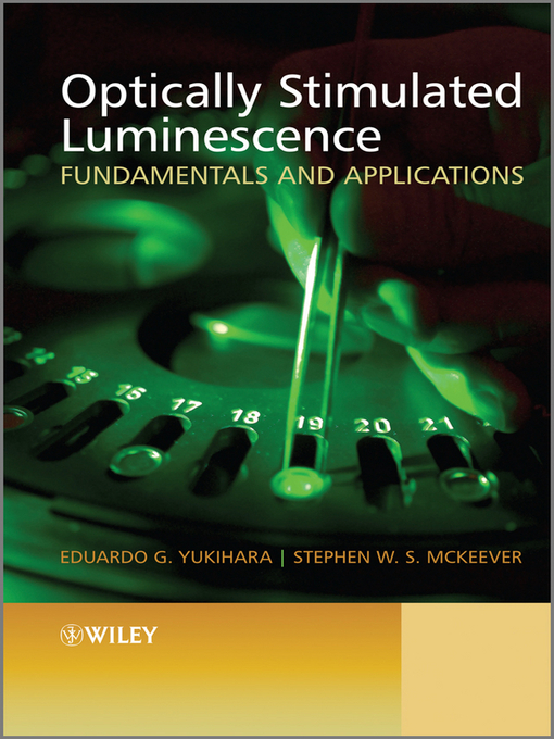 Optically Stimulated Luminescence (eBook): Fundamentals and Applications
