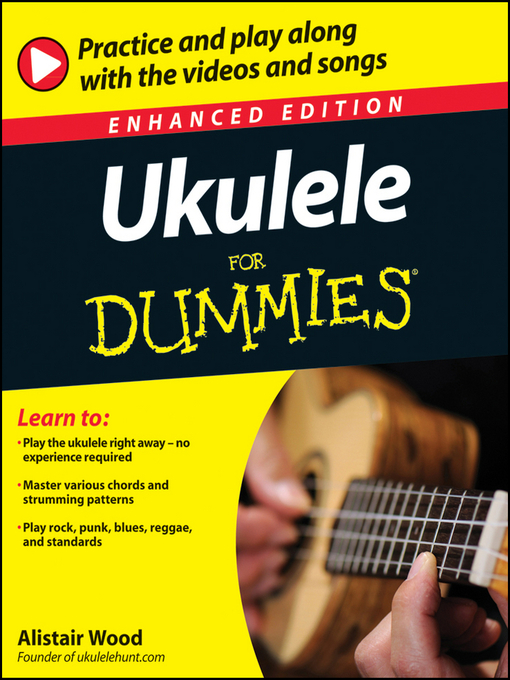 Ukulele For Dummies (eBook)