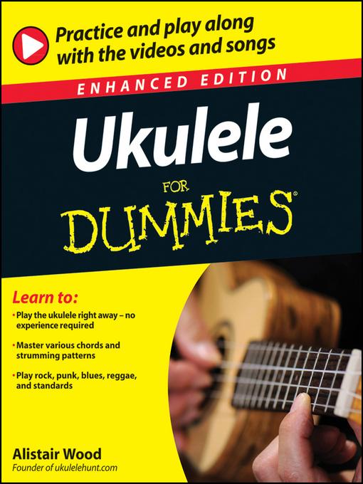 Ukulele For Dummies (eBook)