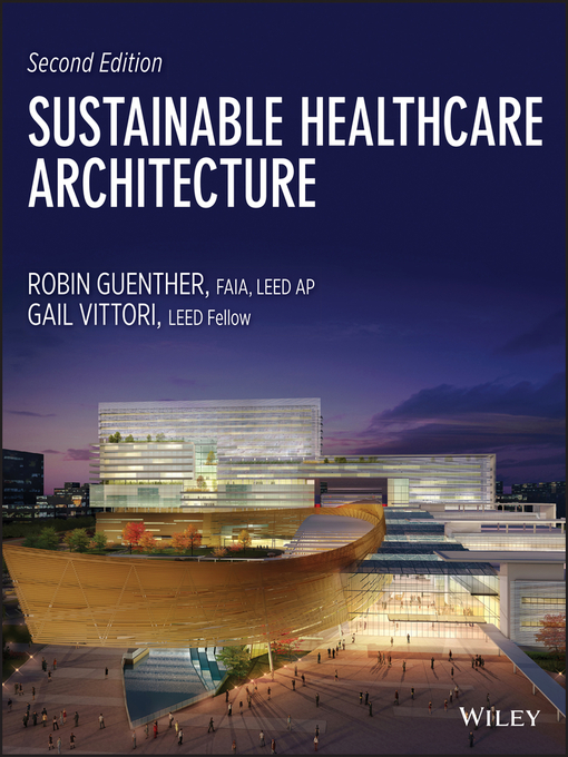 Sustainable Healthcare Architecture (eBook)
