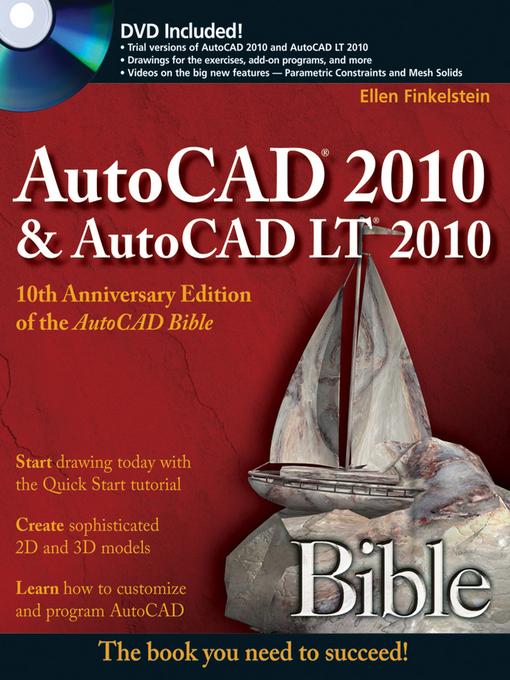 AutoCAD 2010 & AutoCAD LT 2010 Bible [ENG]