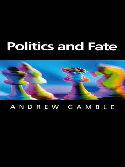 Politics and Fate (eBook)