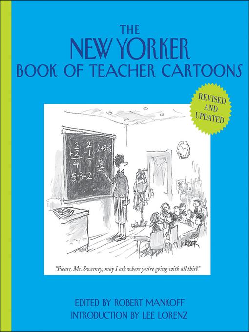 The New Yorker Book of Teacher Cartoons - New Yorker (eBook)