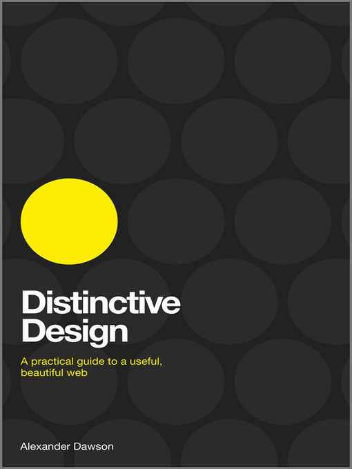 Distinctive Design (eBook): A Practical Guide to a Useful, Beautiful Web