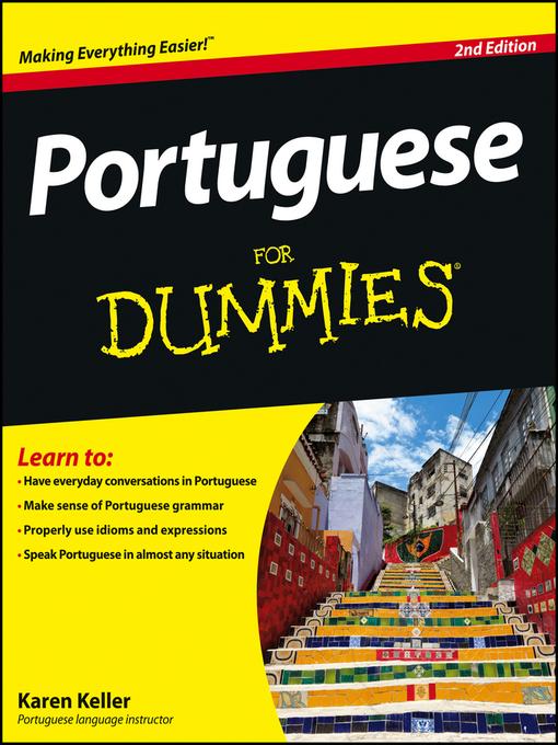Portuguese For Dummies (eBook)
