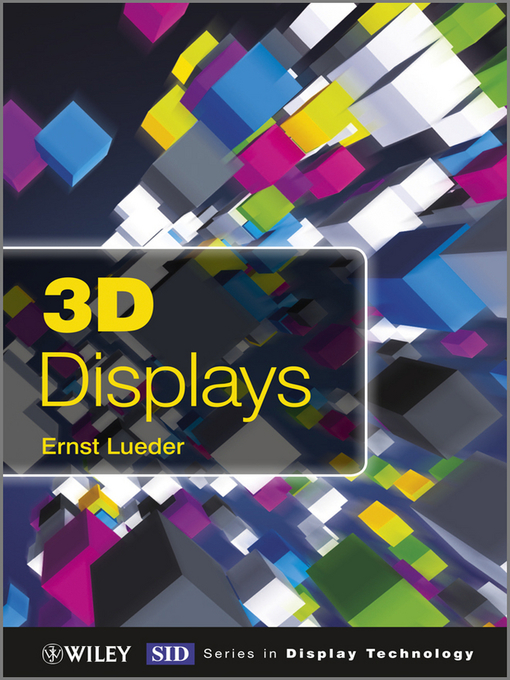 3D Displays (eBook)