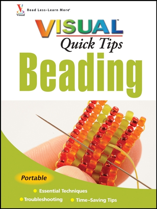 Beading VISUAL Quick Tips - Visual Quick Tips (eBook)