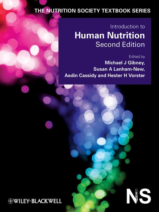 Introduction to Human Nutrition (eBook)