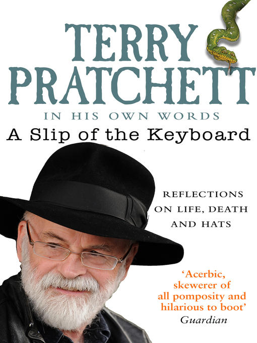 A Slip of the Keyboard (eBook): Collected Non-fiction