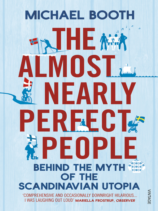 The Almost Nearly Perfect People (eBook)