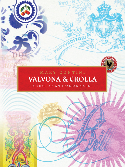 Valvona & Crolla (eBook): A Year at an Italian Table