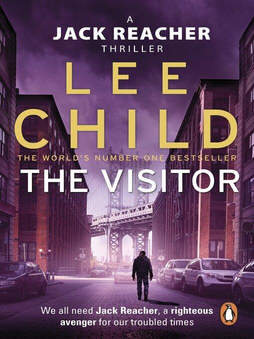 The Visitor (eBook): Jack Reacher Series, Book 4