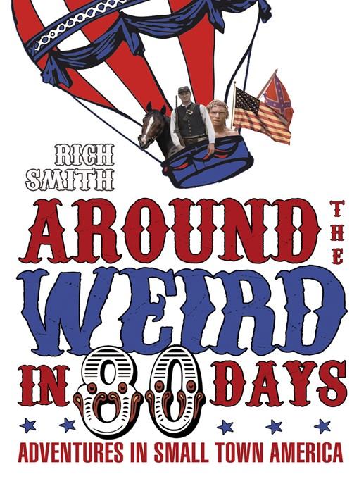 Around the Weird In 80 Days (eBook)