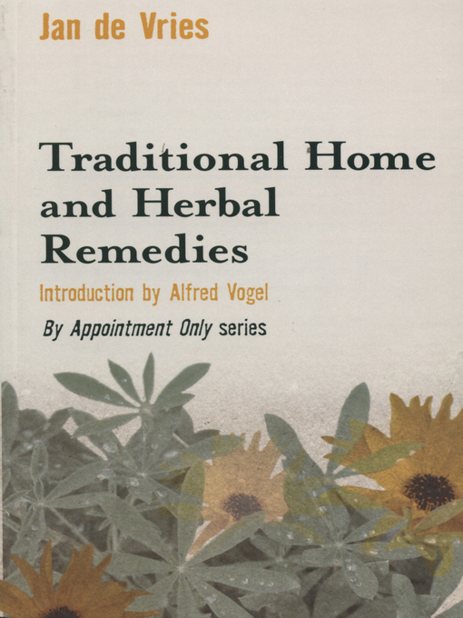 Traditional Home and Herbal Remedies (eBook)