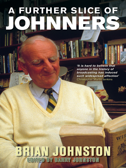 A Further Slice of Johnners (eBook)