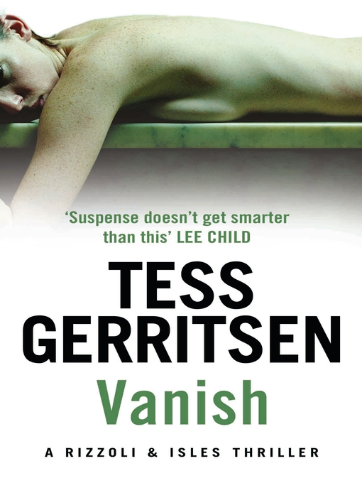 Vanish (eBook): Jane Rizzoli & Maura Isles Series, Book 5