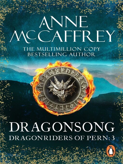 Dragonsong (eBook): Harper Hall Series, Book 1