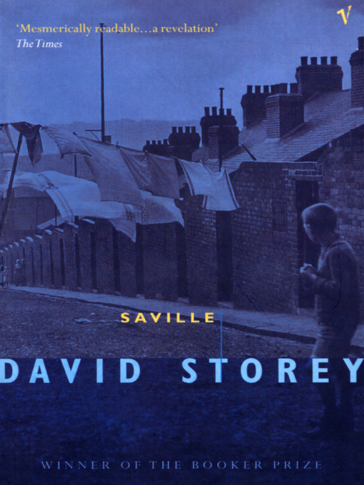 Saville (eBook)