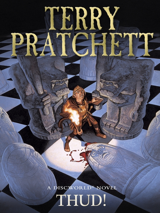 Thud! (eBook): Discworld Series, Book 34