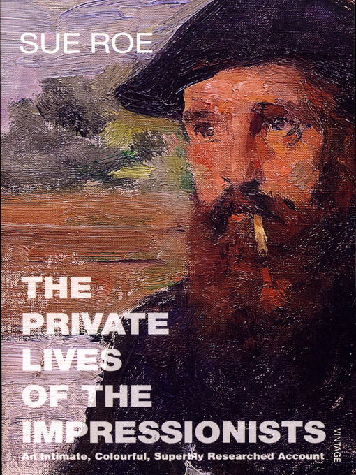 The Private Lives of the Impressionists (eBook)
