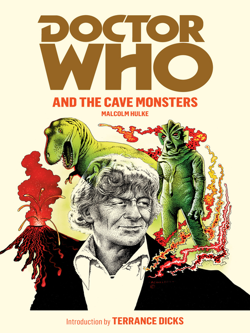 Doctor Who and the Cave Monsters (eBook)
