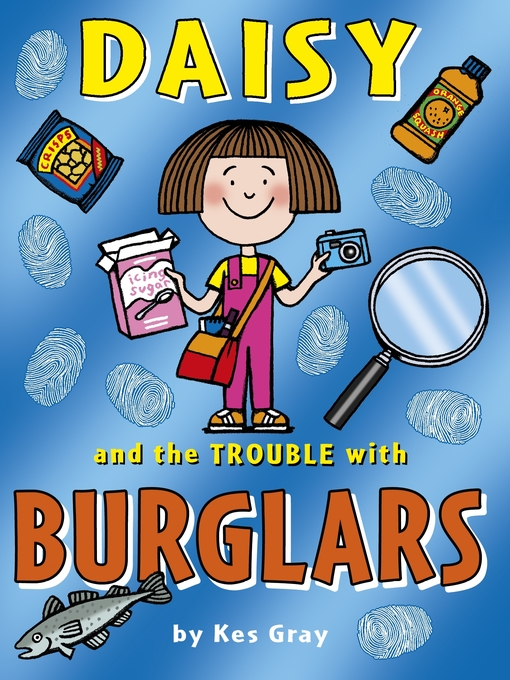 Daisy and the Trouble with Burglars (eBook)