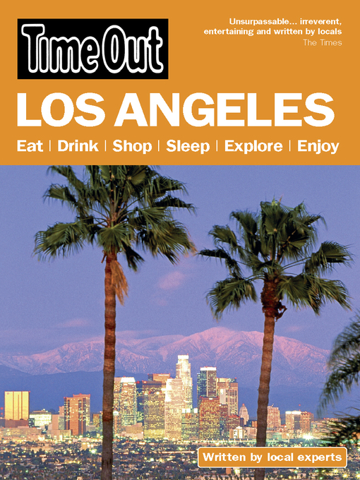 Time Out Los Angeles - Time Out Guides (eBook)