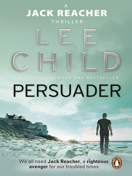Persuader (eBook): Jack Reacher Series, Book 7