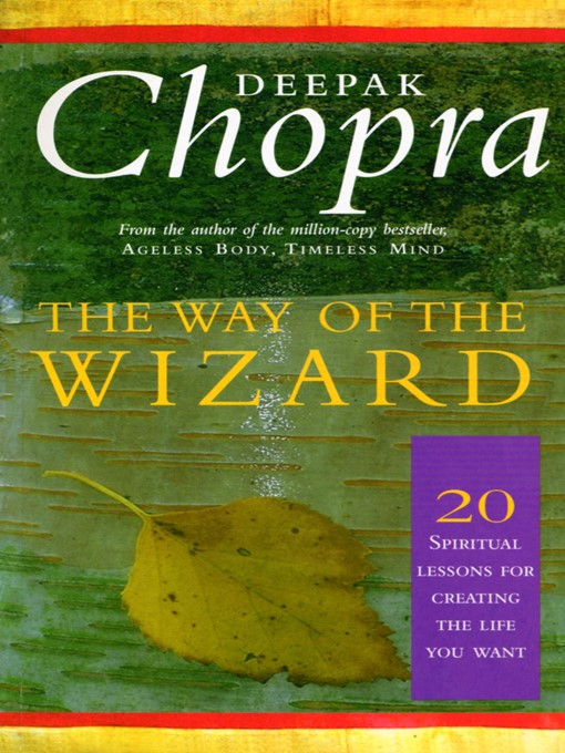 The Way of the Wizard (eBook): 20 Lessons for Living a Magical Life