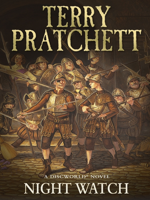 Night Watch (eBook): (Discworld Novel 29)