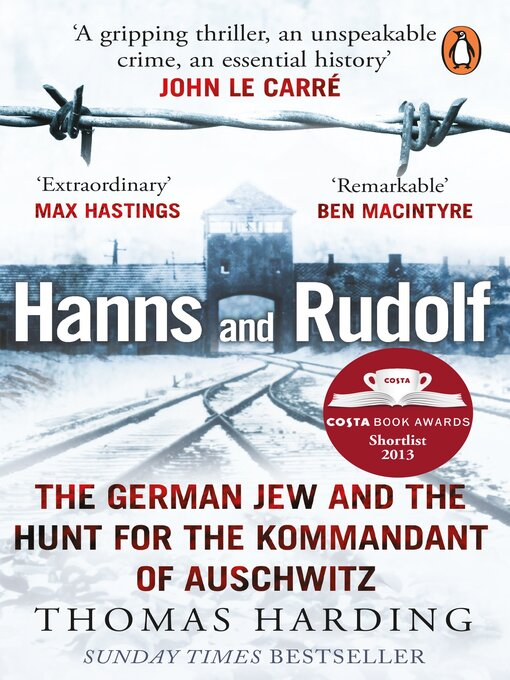 Hanns and Rudolf (eBook)