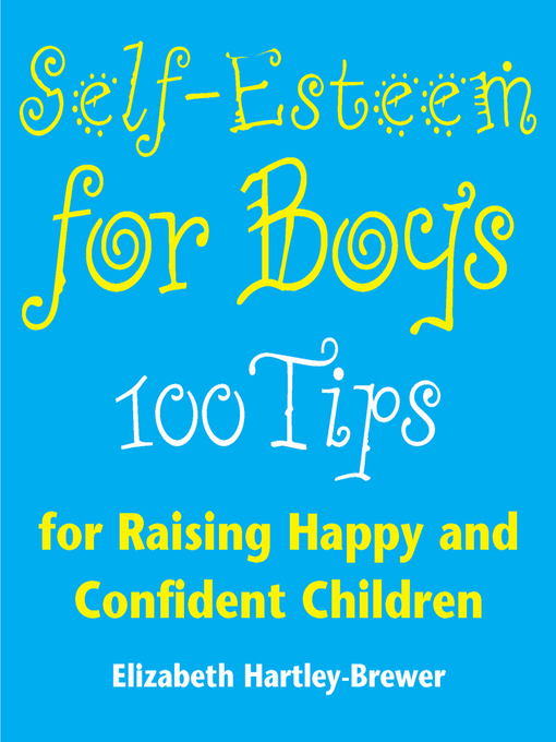 Self Esteem For Boys (eBook)