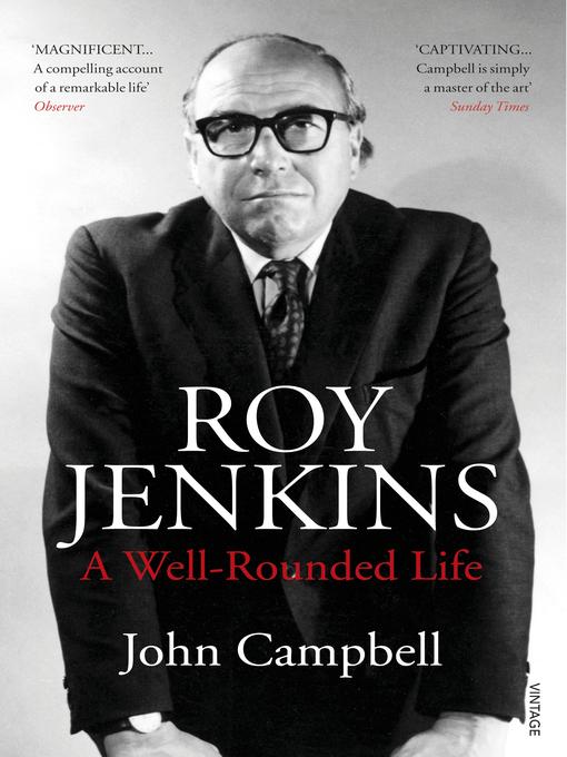 Roy Jenkins (eBook)